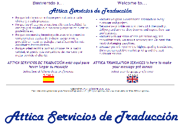 Attica Translation Services